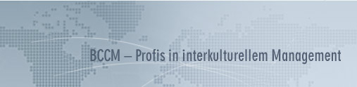BCCM - Profis in interkulturellem Management